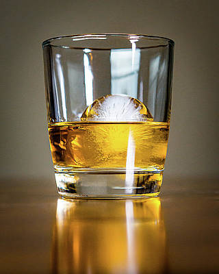 Photograph - Glass Of Whisky by Ant Pruitt