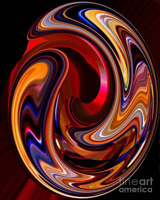 Pleasure Photograph - Glass Ornament 2 by Terril Heilman