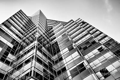 Photograph - Glass Towers by Patrick M Lynch