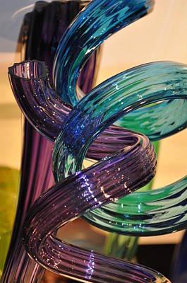 Glassworks 2 Art Print by Marty Koch