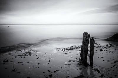 Photograph - Glassy Horizon by Travis Rogers