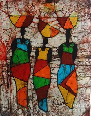 Glaze View Original by Ellis Tayamika Singano