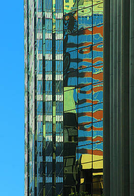Photograph - Glazed Windows by Viktor Savchenko