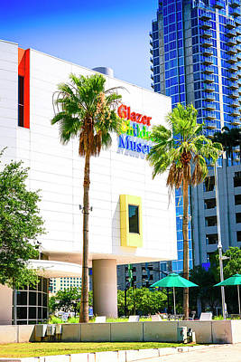 Photograph - Glazer Childrens Museum Tampa by Chris Smith