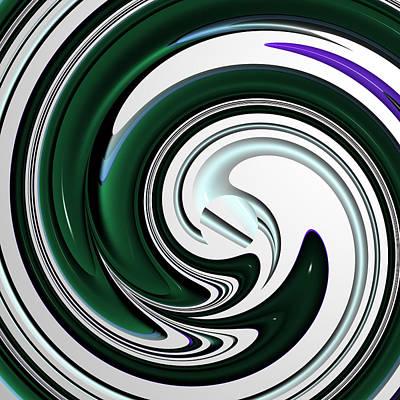 Digital Art - Gleaniness by Andrew Kotlinski