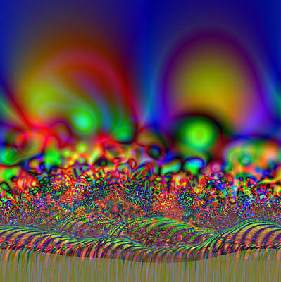 Digital Art - Gleasanths by Andrew Kotlinski