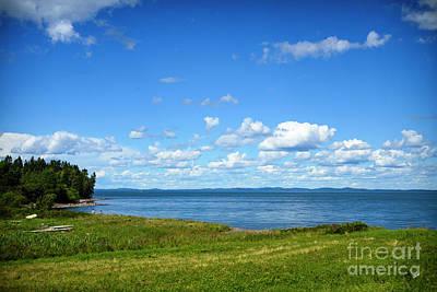Photograph - Gleason Cove by Alana Ranney