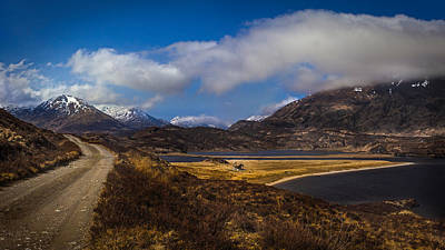 Photograph -  Glen Affric by Joe MacRae