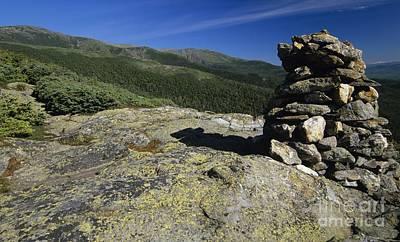 Glen Boulder Trail - White Mountains New Hampshire Usa Art Print by Erin Paul Donovan