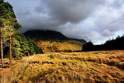 Scottish Landscape Photograph - Glen Brittle by Smart Aviation