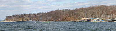 Photograph - Glen Cove Panorama by Bob Slitzan
