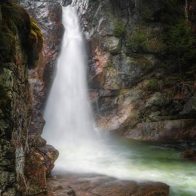 Photograph - Glen Ellis Falls by Bill Wakeley