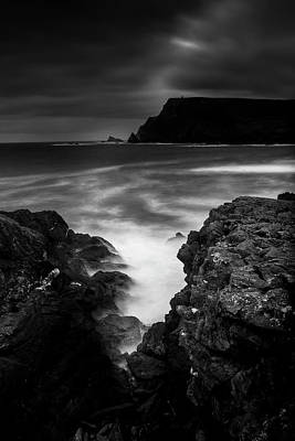 Photograph - Glen Head From Doon Point by Glen Sumner