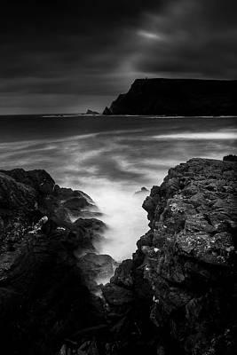 Photograph - Glen Head From Doon Point by Glen Sumner