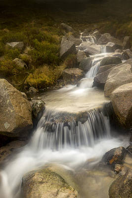 Photograph - Glen River Nearer To The Source by Glen Sumner