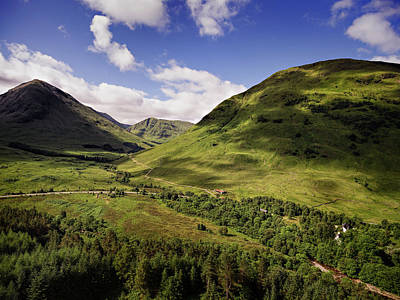Photograph - Glencoe by Ian Good