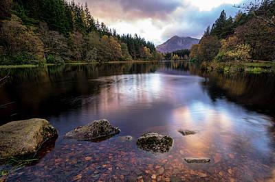 Photograph - Glencoe Lochan by Sam Smith Photography