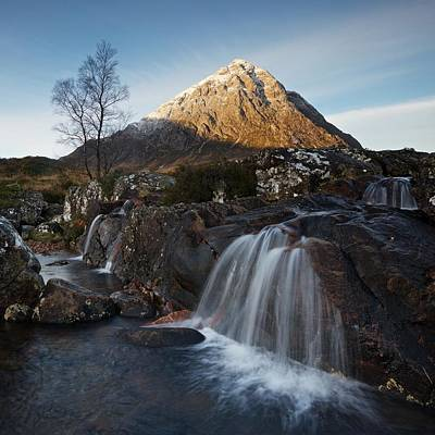 Photograph - Glencoe by Stephen Taylor