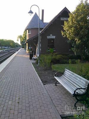 Glencoe Union Pacific North Train Station Original