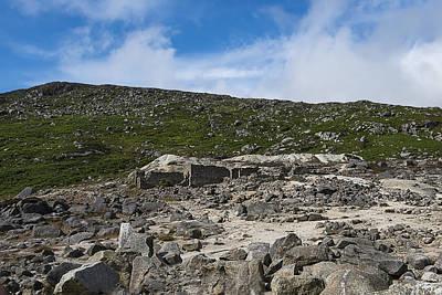 Photograph - Glendasan Abandoned Mining Site Village by Enrico Pelos