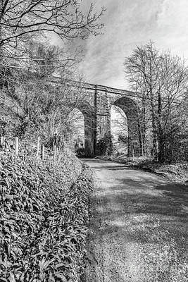 Photograph - Glendun Viaduct by Jim Orr