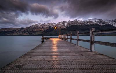 Photograph - Glenmoody by Brad Grove