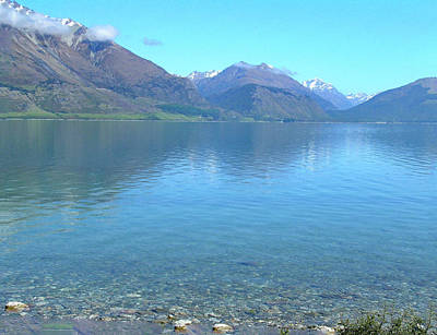 Photograph - Glenorchy Road No. 132 by Sandy Taylor