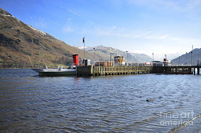 Lake District Wall Art - Photograph - Glenridding by Smart Aviation