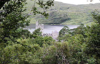 Photograph - Glenveagh Castle 4312 by John Moyer