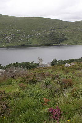 Photograph - Glenveagh Castle 4326 by John Moyer