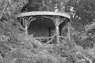 Photograph - Glenveagh Castle Gardens 4299 by John Moyer