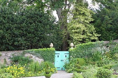 Photograph - Glenveagh Castle Gardens 4340 by John Moyer