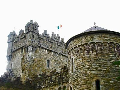 Photograph - Glenveagh Castle by Stephanie Moore