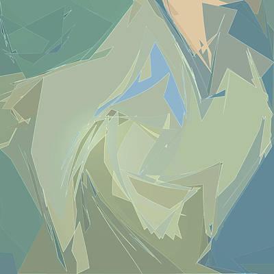 Glimmers Art Print
