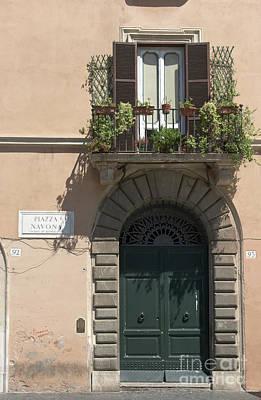 Photograph - Glimpse Of Old Rome I by Fabrizio Ruggeri