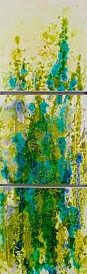 Painting - Glimpse Of Spring by Carolyn Rosenberger