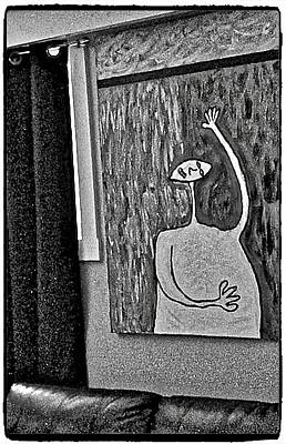 Photograph - Glimpses Of Where Art Lives 6 by Mario MJ Perron