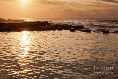 Wall Art - Photograph - Glittery Sunrise by Pippa Dini