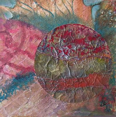 Global Series 1 Art Print by John Vandebrooke