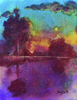 Painting - Glorious Dawn by Donna Blackhall