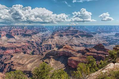 Photograph - Glorious Grand Canyon by John M Bailey