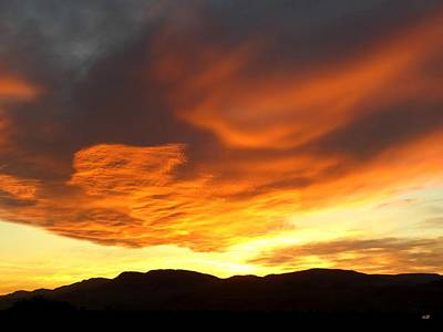 Photograph - Glorious Kamloops Sunset by Will Borden