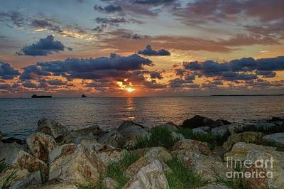 Photograph - Glorious New Day by Diana Mary Sharpton