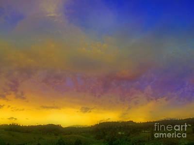 Photograph - Glorious Skies by Tara Turner