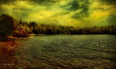 Painting - Glorious Sky by RC deWinter