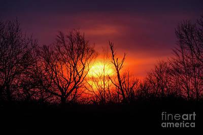 Photograph - Glorious Sunrise by Cheryl Baxter