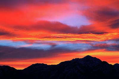 Photograph - Glorious Sunrise by Paul Marto