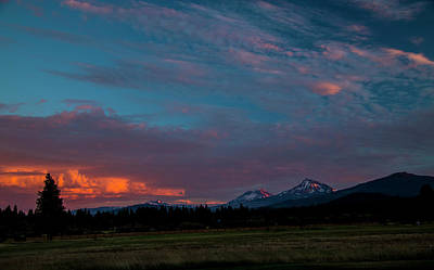 Photograph - Glorious Sunset by Doug Scrima