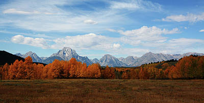 Photograph - Glorious Tetons by Whispering Peaks Photography