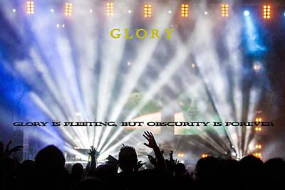 Photograph - Glory by  Newwwman